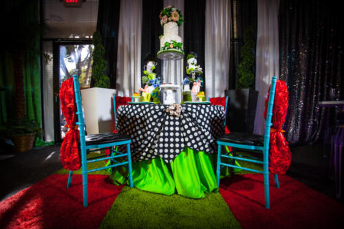 Creative Occasions table decor perfect for any event!